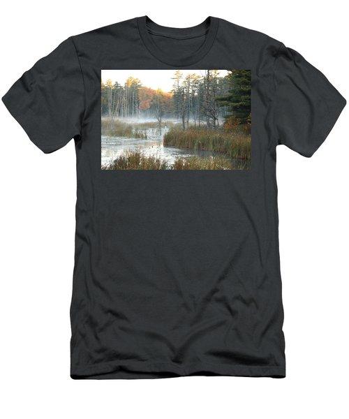 Bog Fog Men's T-Shirt (Athletic Fit)