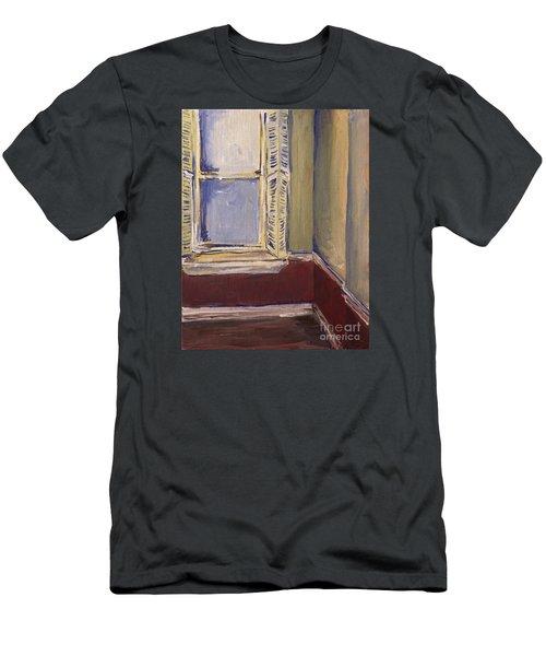 Bohemian Gallery, January 2007 Men's T-Shirt (Slim Fit) by Joseph A Langley