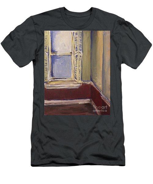 Bohemian Gallery, January 2007 Men's T-Shirt (Athletic Fit)