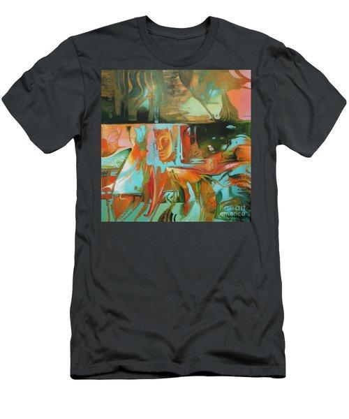 Bohemian Mix Men's T-Shirt (Athletic Fit)