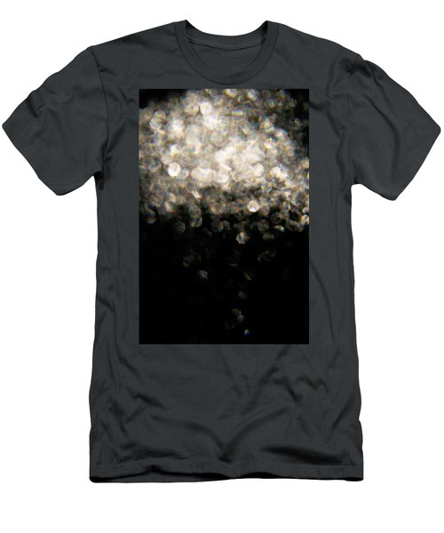 Men's T-Shirt (Athletic Fit) featuring the photograph Bokeh Cloud by Greg Collins