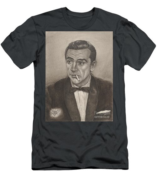 Bond From Dr. No Men's T-Shirt (Athletic Fit)