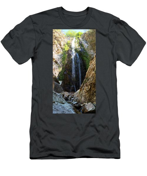 Bonita Falls In Full High Men's T-Shirt (Athletic Fit)
