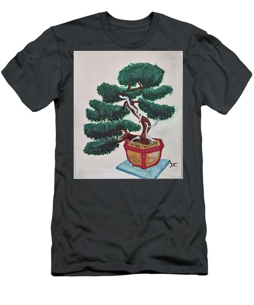Bonsai #3 Men's T-Shirt (Athletic Fit)
