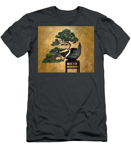 Bonsai 3 Men's T-Shirt (Athletic Fit)
