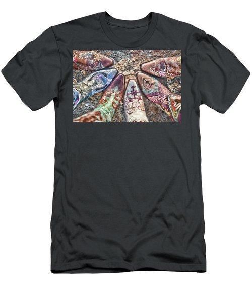 Boot Fan Men's T-Shirt (Athletic Fit)