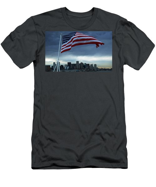 Boston Strong Men's T-Shirt (Athletic Fit)