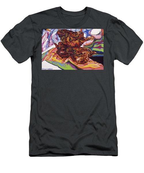 Boucherie Hamdane Freres II Men's T-Shirt (Slim Fit) by Robert SORENSEN