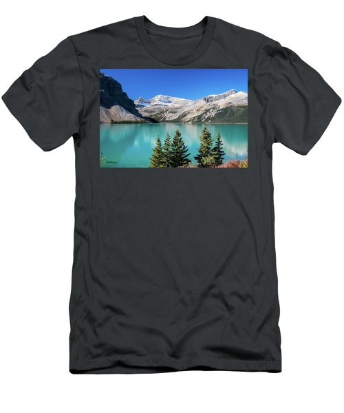 Bow Lake Men's T-Shirt (Athletic Fit)