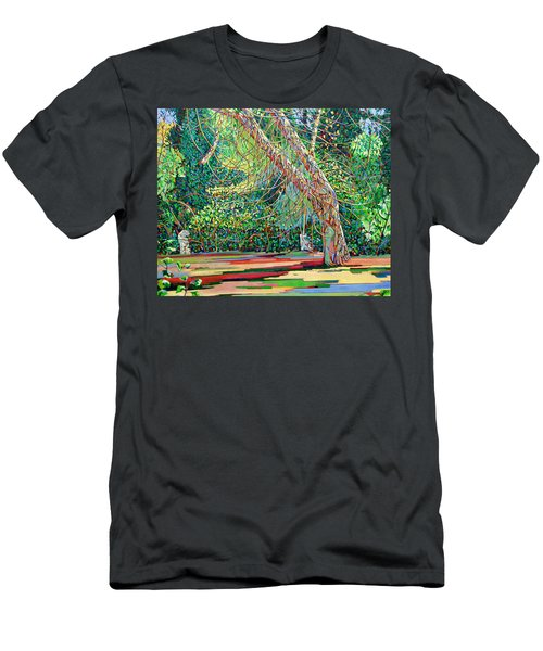Bow Trench 1 Men's T-Shirt (Athletic Fit)