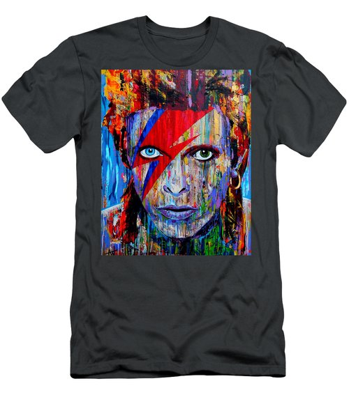 Bowie Men's T-Shirt (Athletic Fit)