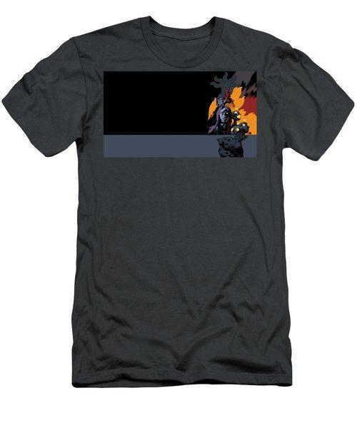 B.p.r.d. The Universal Machine Men's T-Shirt (Athletic Fit)