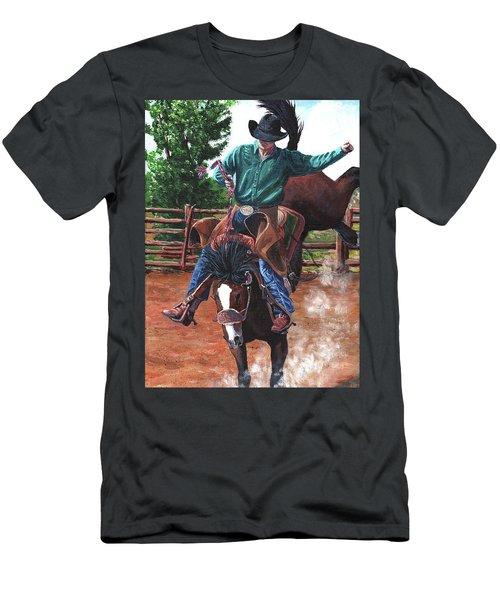 Braking Stock Men's T-Shirt (Athletic Fit)