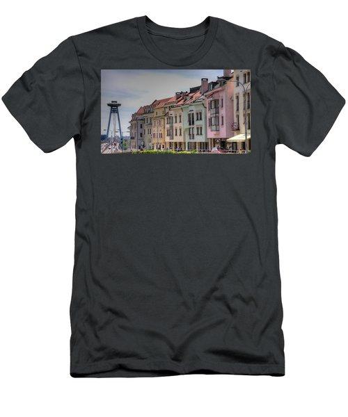 Bratislava Men's T-Shirt (Athletic Fit)