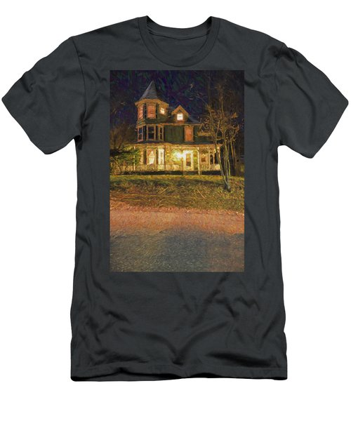 Brattleboro Victorian Men's T-Shirt (Athletic Fit)