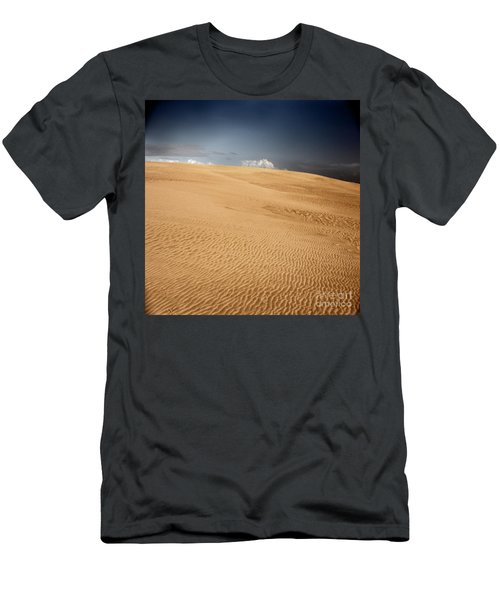 Men's T-Shirt (Slim Fit) featuring the photograph Brave New World by Dana DiPasquale