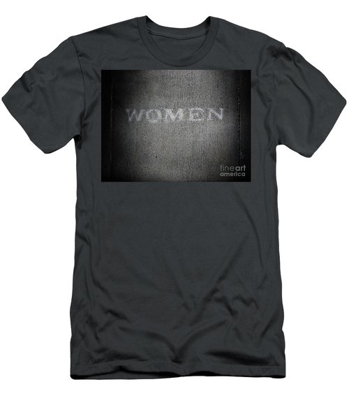 Brave One Men's T-Shirt (Athletic Fit)