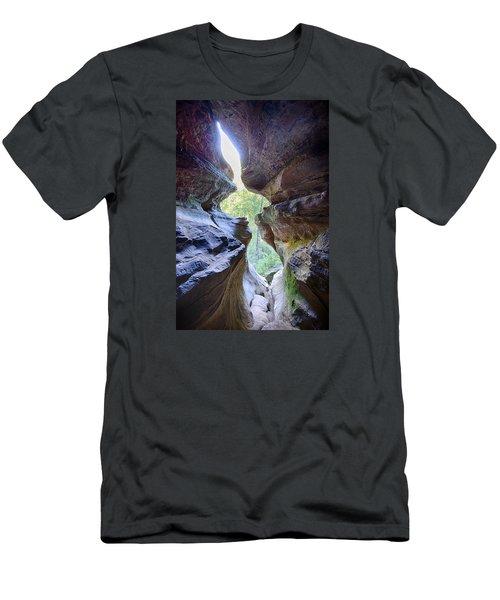 Break Out Men's T-Shirt (Athletic Fit)