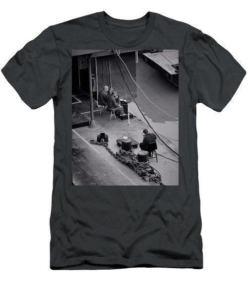 Breakfast Men's T-Shirt (Athletic Fit)