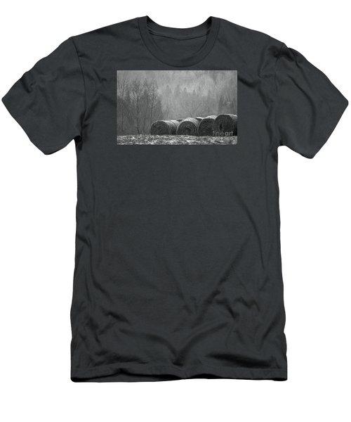 Breathing Spell.. Men's T-Shirt (Athletic Fit)