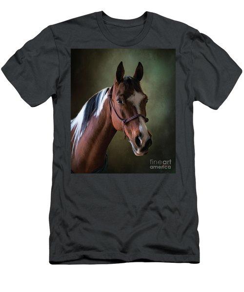 Breezie Men's T-Shirt (Athletic Fit)
