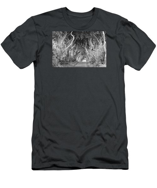 Bregagh Road Men's T-Shirt (Slim Fit) by Juergen Klust