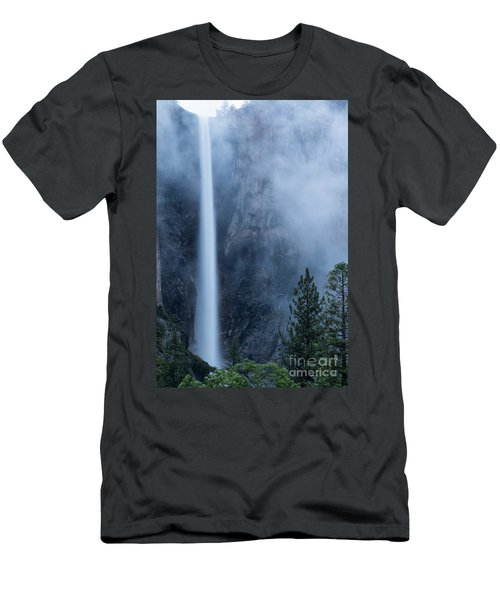Bridalveil Falls Men's T-Shirt (Athletic Fit)