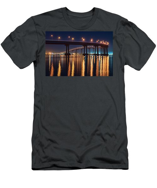 Bridge Bedazzled Men's T-Shirt (Athletic Fit)