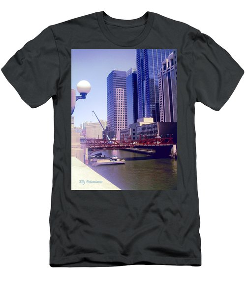 Bridge Overview Men's T-Shirt (Athletic Fit)