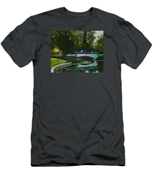 Bridges Of Forest Park V Men's T-Shirt (Athletic Fit)