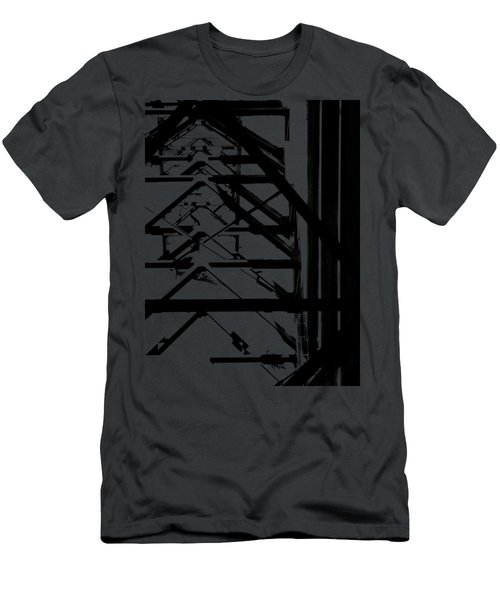 Bridgework Girding Men's T-Shirt (Slim Fit) by David Andersen