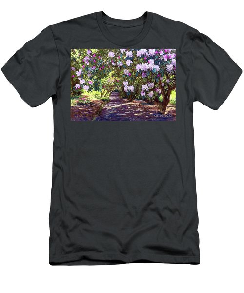 Bright And Beautiful Spring Blossom Men's T-Shirt (Athletic Fit)