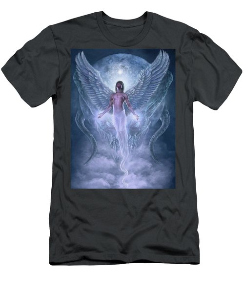Bringer Of Light Men's T-Shirt (Athletic Fit)