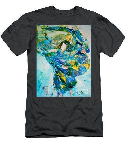 Bringing Heaven To Earth Men's T-Shirt (Athletic Fit)