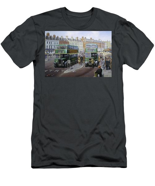 Bristols At Weymouth Men's T-Shirt (Athletic Fit)