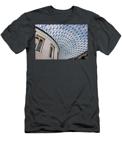 British Museum Men's T-Shirt (Slim Fit) by James David Phenicie