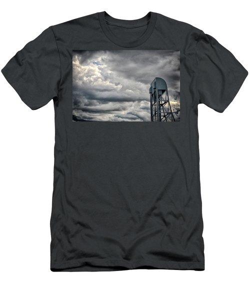 Broadway Bridge Hrd 3 Men's T-Shirt (Athletic Fit)