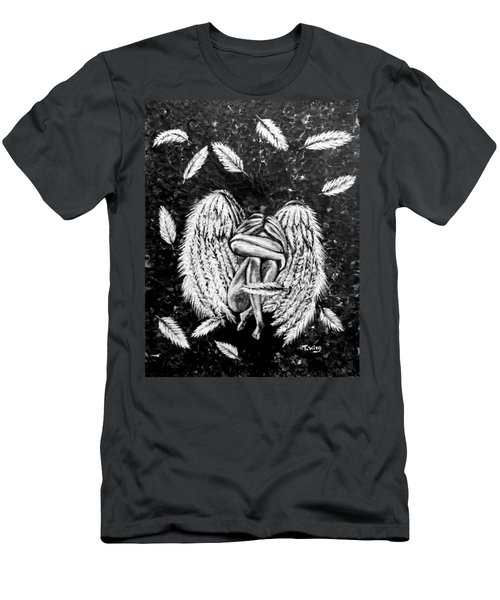 Broken Angel Men's T-Shirt (Athletic Fit)