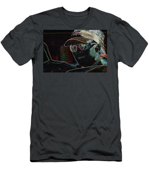 Broncos Fan Ge Men's T-Shirt (Athletic Fit)