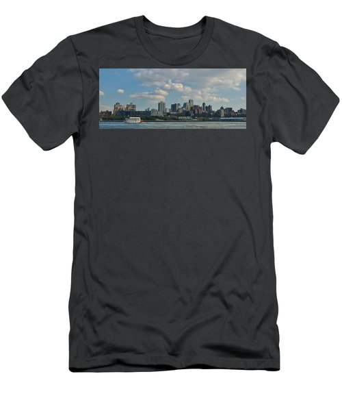 Brooklyn Men's T-Shirt (Athletic Fit)