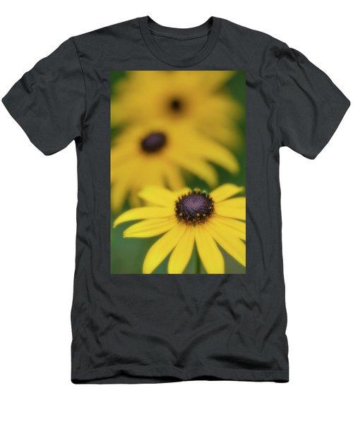 Brown Eyed Susan Men's T-Shirt (Athletic Fit)