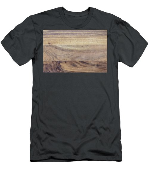 Brown Rubber Wooden Tray Handmade In Asia Men's T-Shirt (Slim Fit) by Jingjits Photography