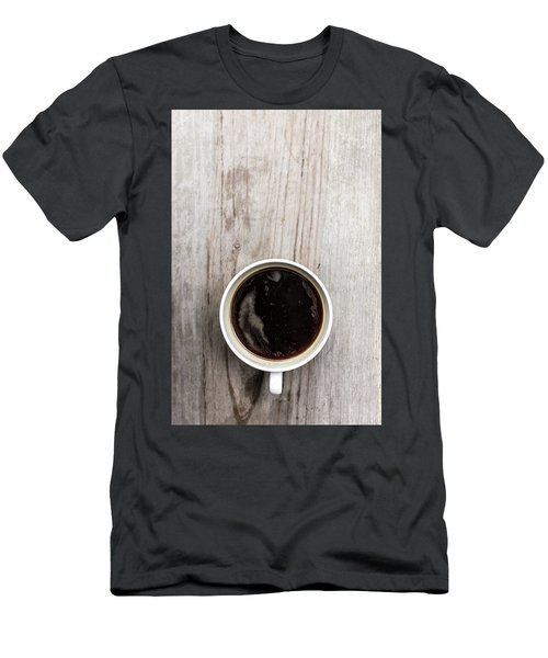 Men's T-Shirt (Athletic Fit) featuring the photograph Brownish  by Jingjits Photography
