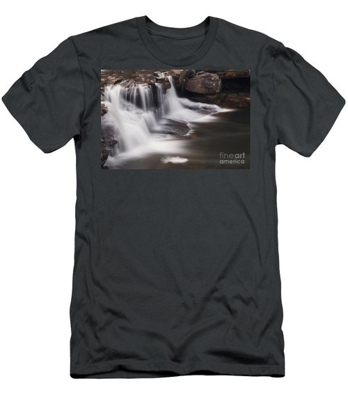Brush Creek Falls Men's T-Shirt (Athletic Fit)