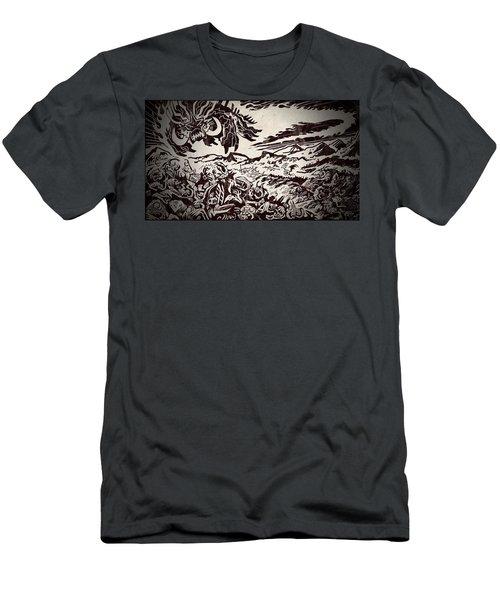 Brutal Legend Men's T-Shirt (Athletic Fit)