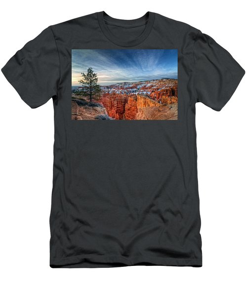 Bryce Canyon Sunrise Men's T-Shirt (Athletic Fit)