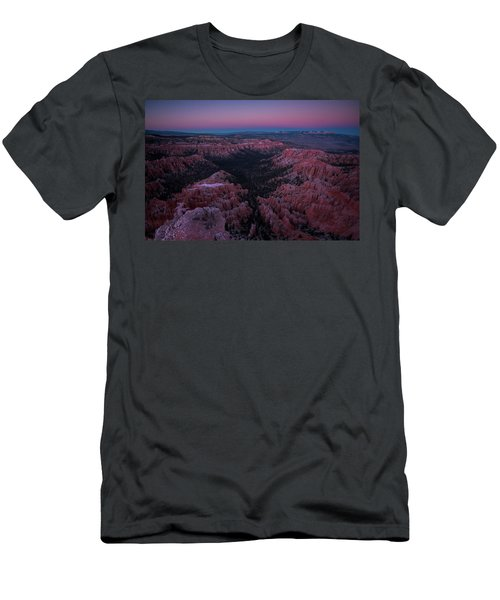 Bryce Point Men's T-Shirt (Athletic Fit)