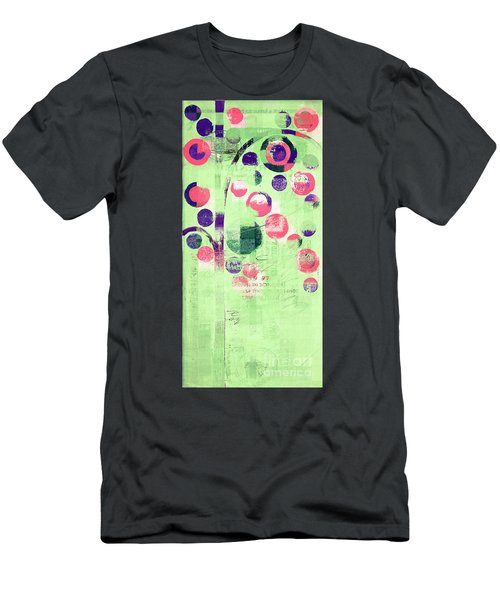 Men's T-Shirt (Slim Fit) featuring the photograph Bubble Tree - 224c33j5r by Variance Collections