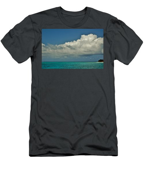 Heaven And Earth Men's T-Shirt (Slim Fit)