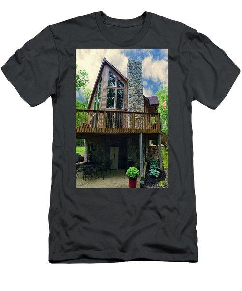 Buddy And Brenda Buckner Men's T-Shirt (Athletic Fit)